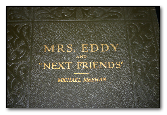 MBE Next Friends cover