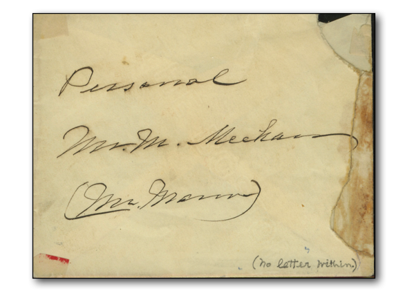 MBE Meehan envelope