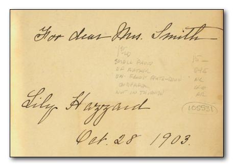 Jones Inscription